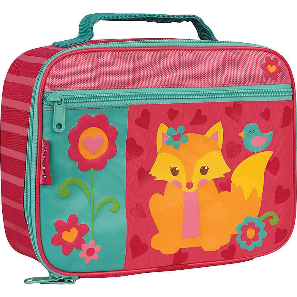 Stephen Joseph Lunchbox Girl Fox - Stephen Joseph Travel Coolers - Travel Accessories, Travel Coolers