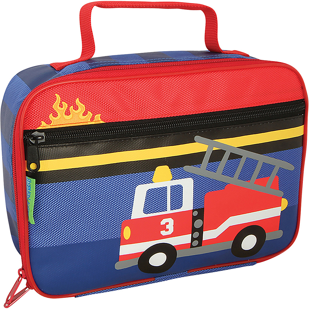 Stephen Joseph Lunchbox Firetruck - Stephen Joseph Travel Coolers - Travel Accessories, Travel Coolers