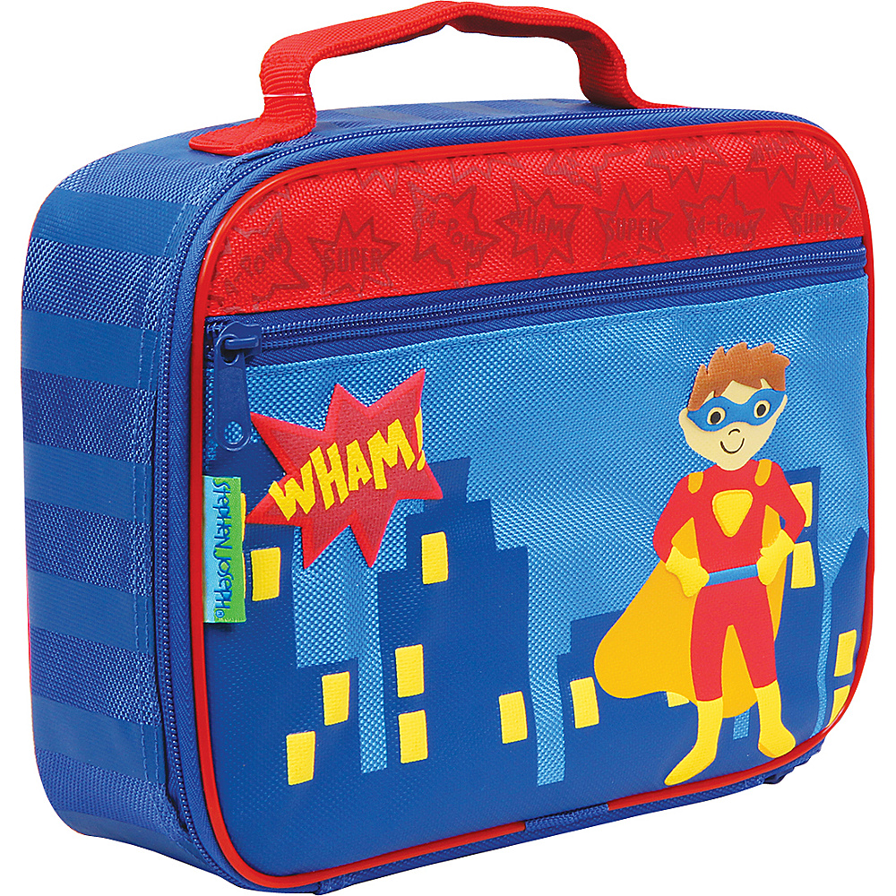Stephen Joseph Lunchbox Super Hero - Stephen Joseph Travel Coolers - Travel Accessories, Travel Coolers