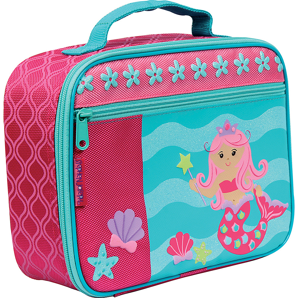 Stephen Joseph Lunchbox Mermaid - Stephen Joseph Travel Coolers - Travel Accessories, Travel Coolers