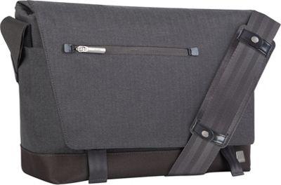 MOSHI Aerio Messenger Herringbone Gray - MOSHI Messenger Bags