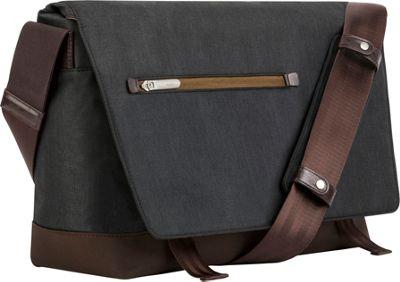 MOSHI Aerio Messenger Charcoal Black - MOSHI Messenger Bags