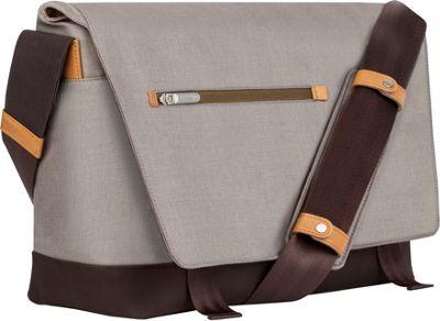 MOSHI Aerio Messenger Titanium Gray - MOSHI Messenger Bags