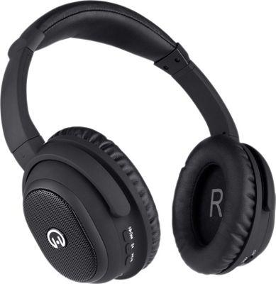 HyperGear Stealth HD Wireless Headphones Black - HyperGear Headphones & Speakers