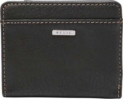 Relic Relic RFID Bifold Black - Relic Women's Wallets