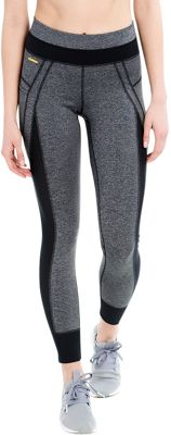 Lole Burst Ankle Leggings L - Black Noise - Lole Women's Apparel