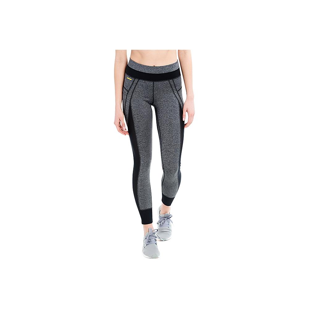 Lole Burst Ankle Leggings L - Black Noise - Lole Womens Apparel - Apparel & Footwear, Women's Apparel