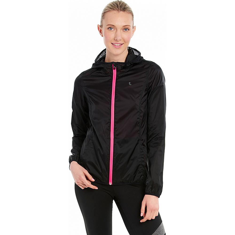 Lole Happy Jacket S - Black - Lole Womens Apparel - Apparel & Footwear, Women's Apparel