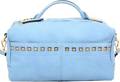 Mellow World Jovi Duffel Blue - Mellow World Manmade Handbags