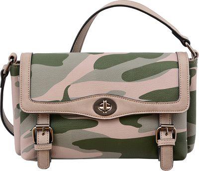 Mellow World Brandy Crossbody Green - Mellow World Manmade Handbags