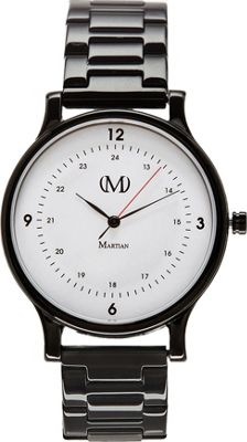 Martian Watches Martian SP 03 Smartwatch White Dial / Black Steel Case / Black Steel Case - Martian Watches Wearable Technology