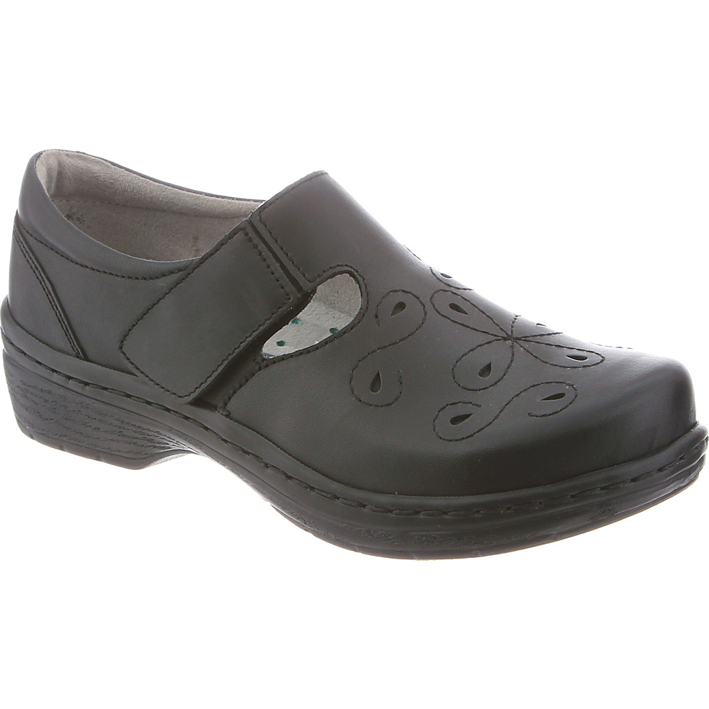 KLOGS Footwear Womens Brisbane 6 - M (Regular/Medium) - Black Smooth - KLOGS Footwear Womens Footwear - Apparel & Footwear, Women's Footwear