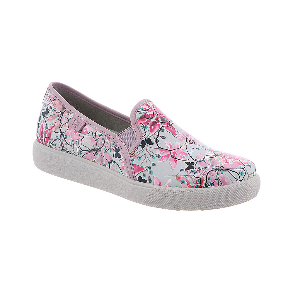 KLOGS Footwear Womens Reyes 7.5 - M (Regular/Medium) - Graphic Floral Patent - KLOGS Footwear Womens Footwear - Apparel & Footwear, Women's Footwear