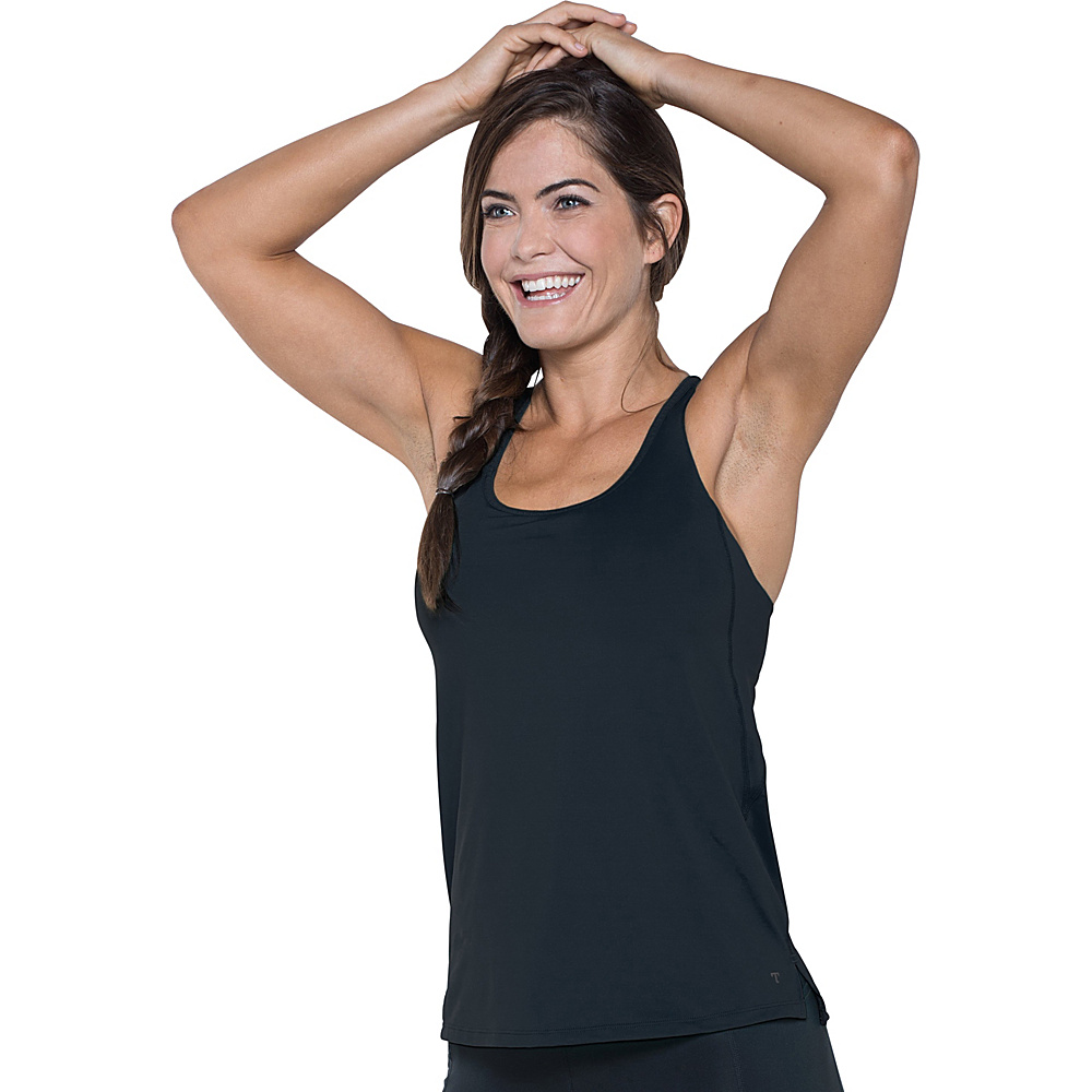 Toad & Co Aquaflex Tank XS - Black - Toad & Co Womens Apparel - Apparel & Footwear, Women's Apparel