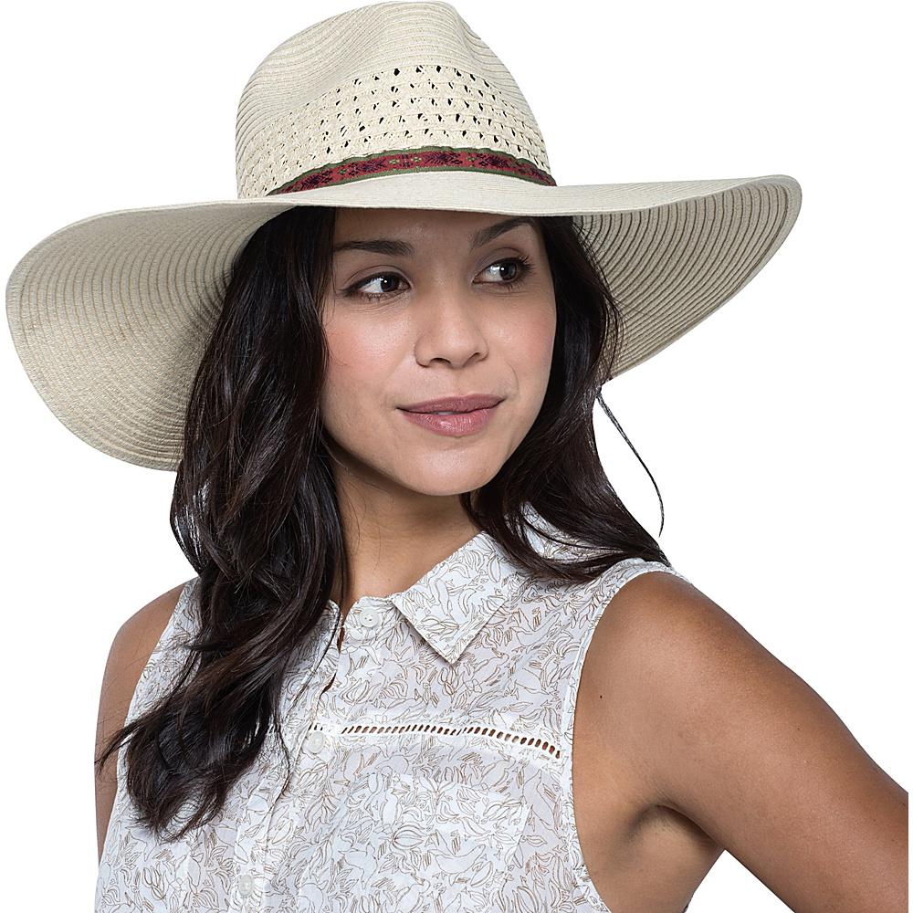 Toad & Co Samara Hat One Size - Natural - Toad & Co Hats - Fashion Accessories, Hats