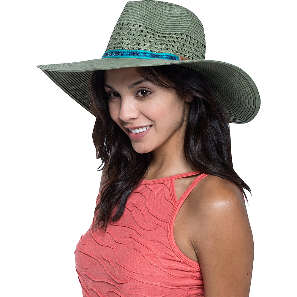 Toad & Co Samara Hat One Size - Juniper - Toad & Co Hats - Fashion Accessories, Hats