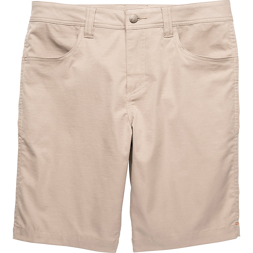 Toad & Co Rover Short 10.5 Inch 32 - Buckskin - Toad & Co Mens Apparel - Apparel & Footwear, Men's Apparel
