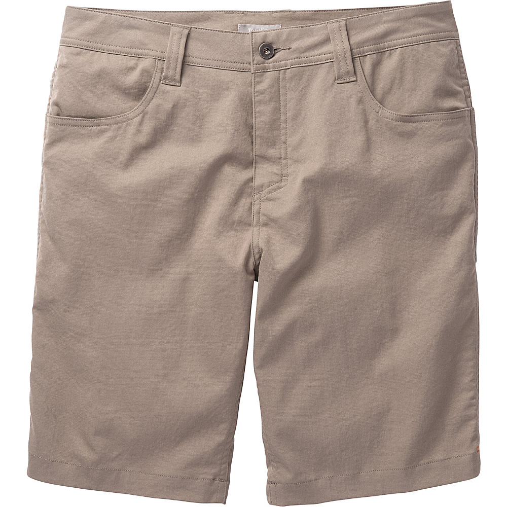 Toad & Co Rover Short 10.5 Inch 38 - Dark Chino - Toad & Co Mens Apparel - Apparel & Footwear, Men's Apparel