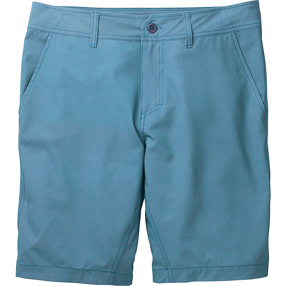 Toad & Co Drop-In Short 34 - Hydro - Toad & Co Mens Apparel - Apparel & Footwear, Men's Apparel