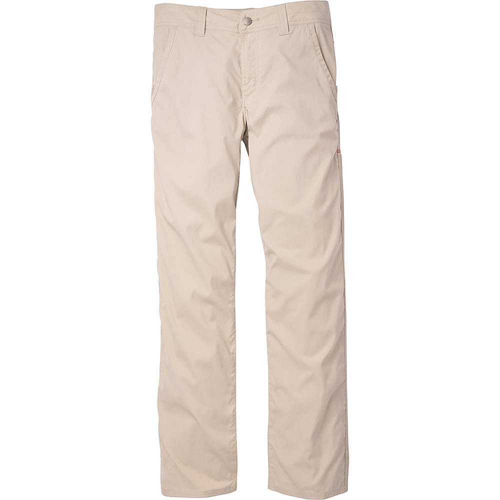 Toad & Co Debug Trailblaze Pant 32 - 32in - Buckskin - Toad & Co Mens Apparel - Apparel & Footwear, Men's Apparel