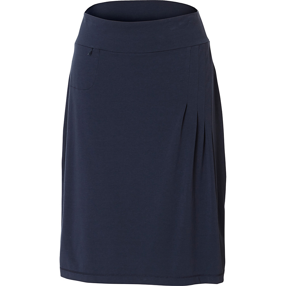 Royal Robbins Womens Active Essential Skirt S - Navy - Royal Robbins Womens Apparel - Apparel & Footwear, Women's Apparel