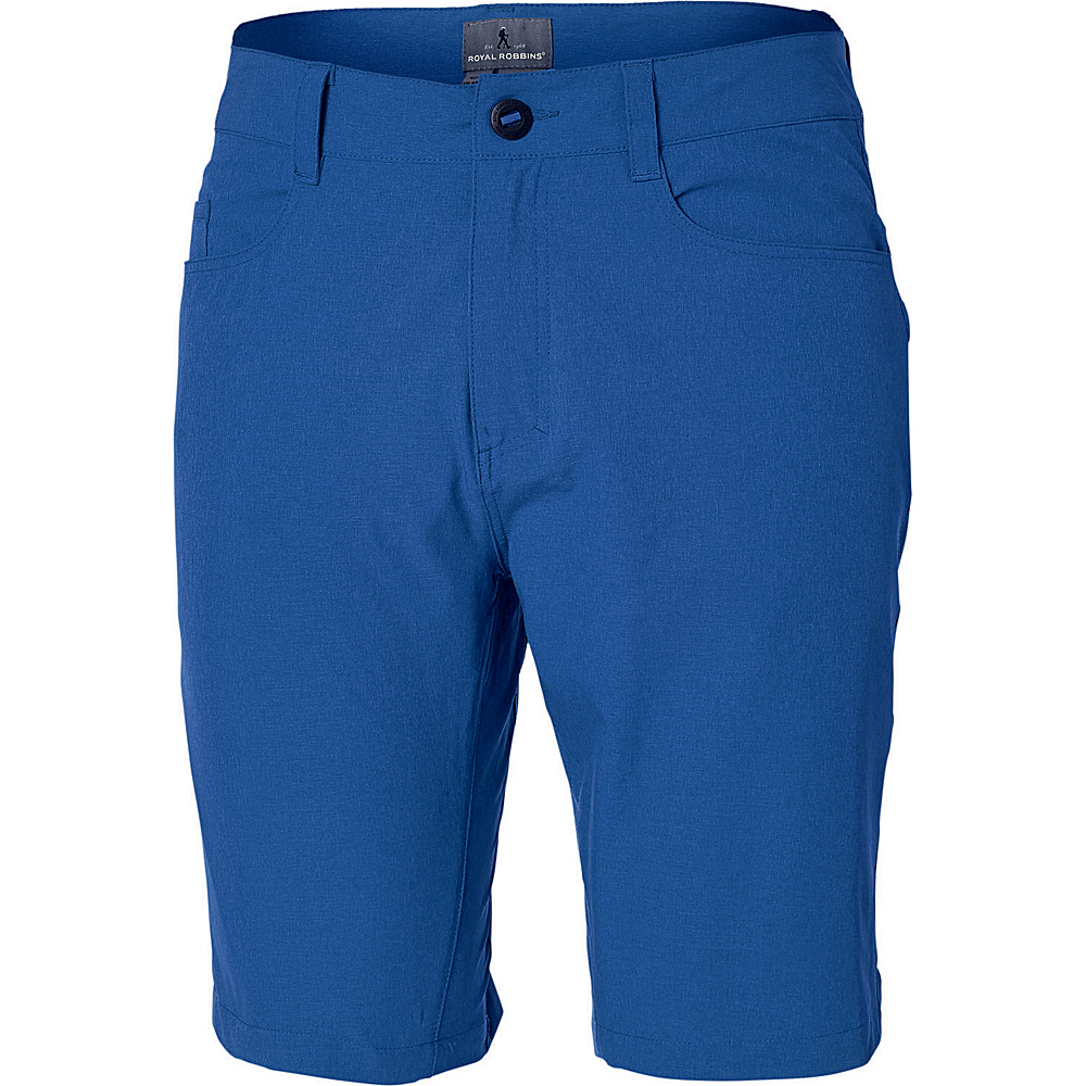 Royal Robbins Mens Coast Short 38 - 10in - Oceania - Royal Robbins Mens Apparel - Apparel & Footwear, Men's Apparel