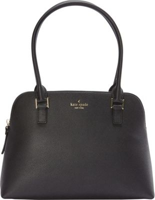 kate spade new york Greene Street Small Mariella Shoulder Bag Black - kate spade new york Designer Handbags