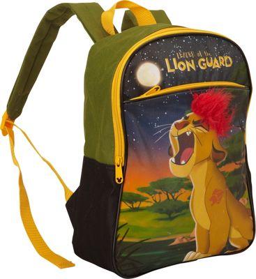 Disney Lion Guard Toddler Backpack Green - Disney Kids' Backpacks
