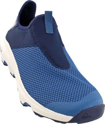 adidas outdoor Mens Terrex Climacool Voyager Slip On Shoe 10 - Core Blue/Col. Navy/Chalk White - adidas outdoor Men's Footwear