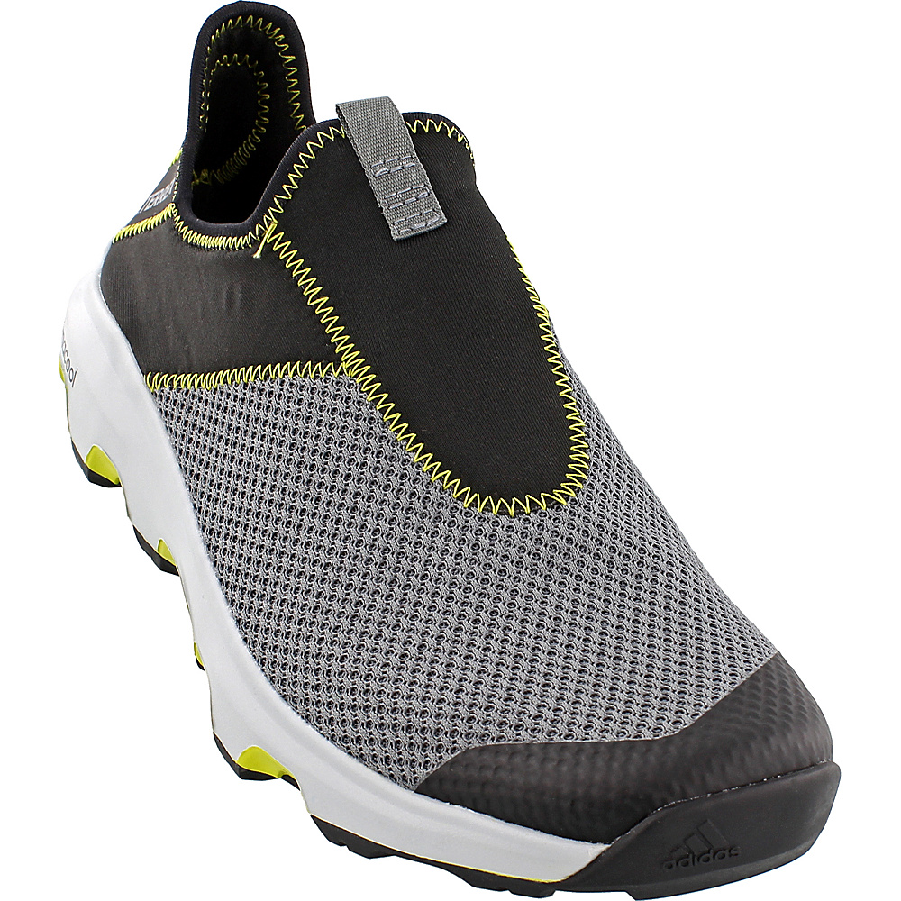 adidas outdoor Mens Terrex Climacool Voyager Slip On Shoe 10 - Vista Grey/Black/Unity Lime - adidas outdoor Mens Footwear - Apparel & Footwear, Men's Footwear