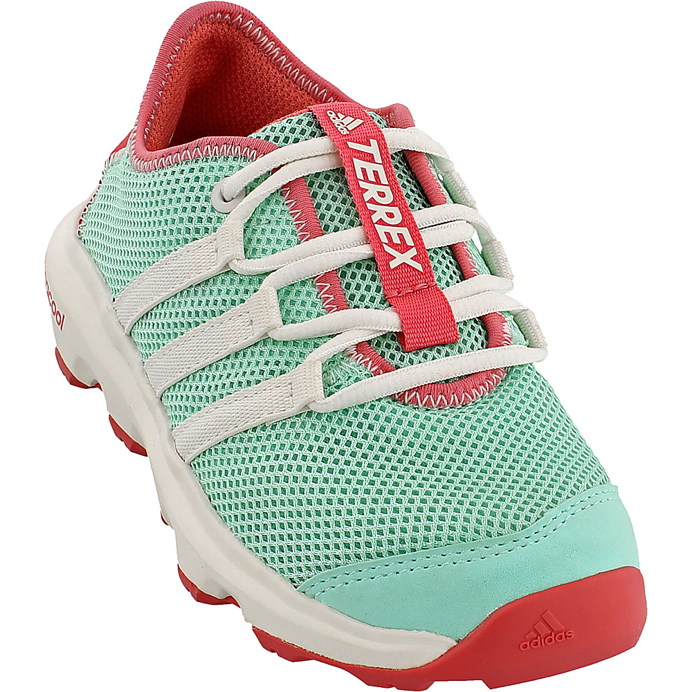 adidas outdoor Kids Terrex Climacool Voyager Shoe 12.5 (US Kids) - Easy Green/Chalk White/Tactile P - adidas outdoor Mens Footwear - Apparel & Footwear, Men's Footwear