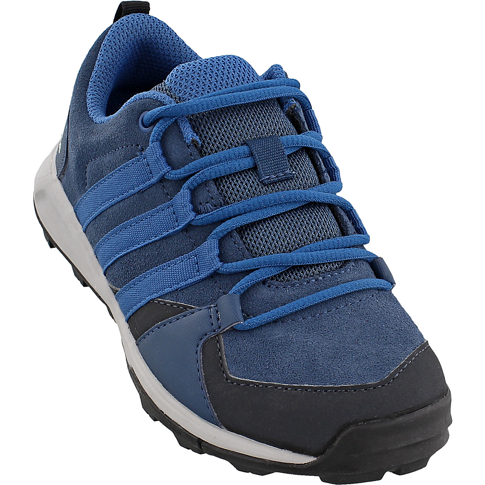 adidas outdoor Kids Tivid Leather Shoe 12.5 (US Kids) - Sub Blue/Core Blue/Dark Grey - adidas outdoor Mens Footwear - Apparel & Footwear, Men's Footwear