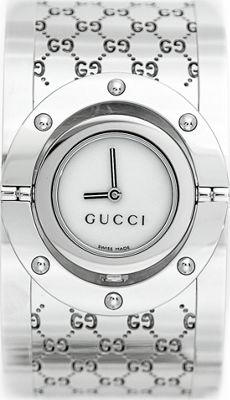 Gucci Watches Women's Twirl Watch Silver - Gucci Watches Watches