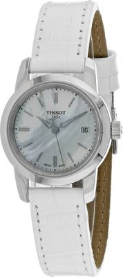 Tissot Watches Women's Classic Dream Watch Mother of Pear...