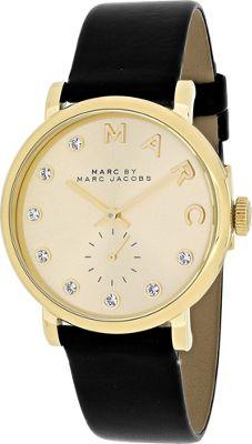 Marc Jacobs Watches Women's Baker Watch Gold - Marc Jacobs Watches Watches