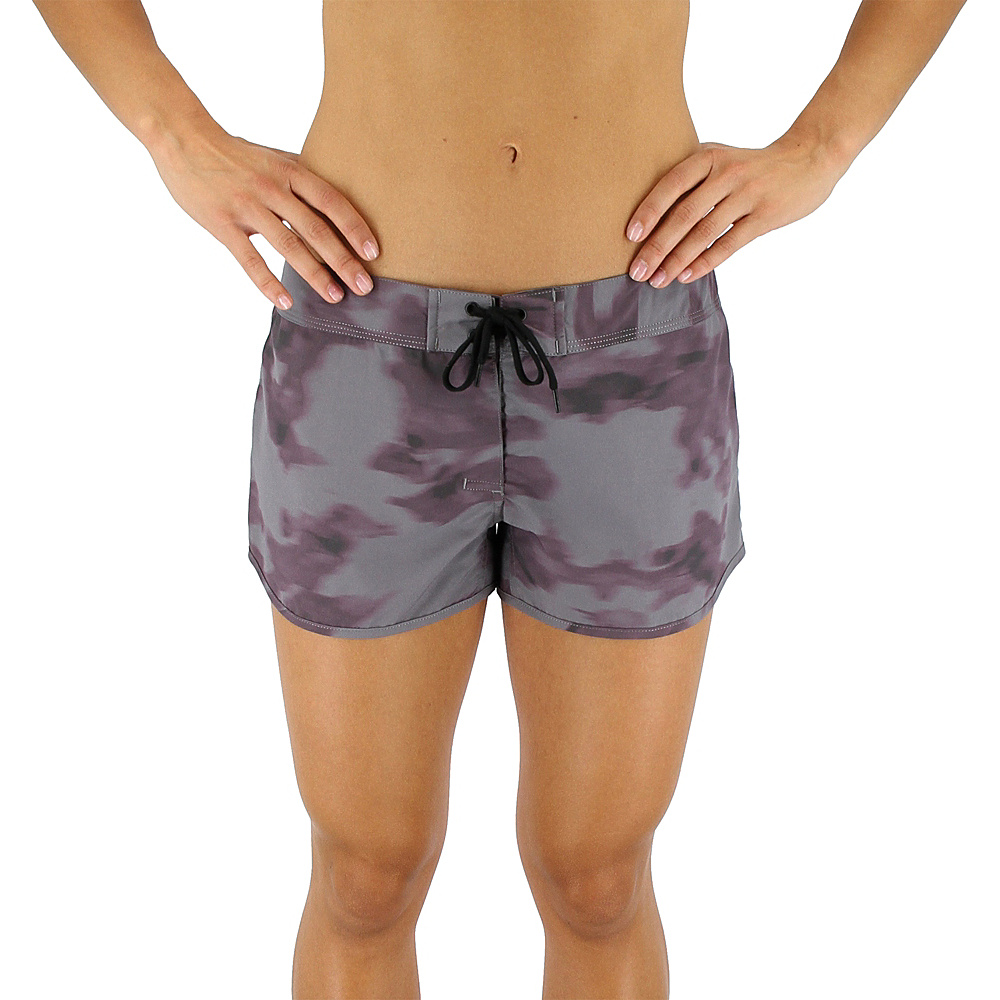 adidas outdoor Womens Voyager Short XL - Utility Black Camo - adidas outdoor Womens Apparel - Apparel & Footwear, Women's Apparel