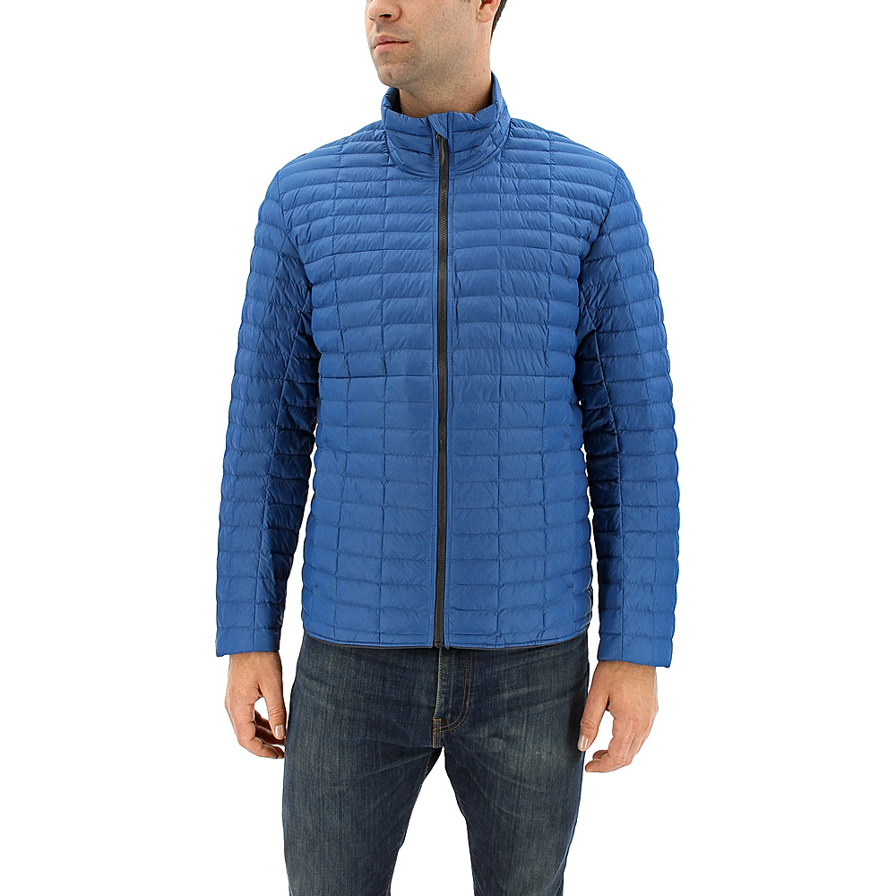 adidas outdoor Mens Flyloft Jacket S - Core Blue - adidas outdoor Mens Apparel - Apparel & Footwear, Men's Apparel