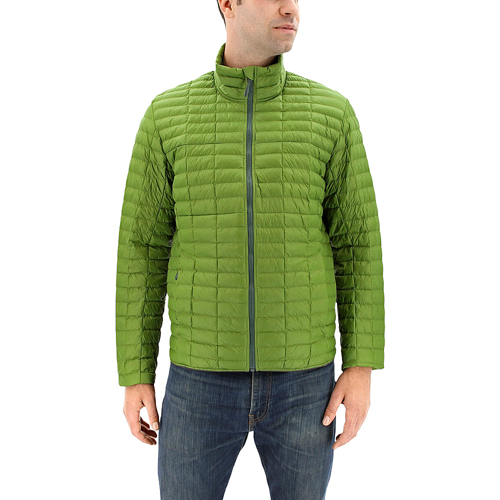 adidas outdoor Mens Flyloft Jacket L - Craft Green - adidas outdoor Mens Apparel - Apparel & Footwear, Men's Apparel