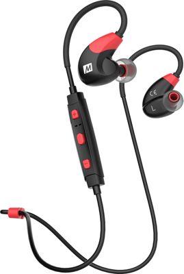 MEE Audio X7 Stereo Bluetooth Wireless Sports In-Ear Headphones Red/Black - MEE Audio Headphones & Speakers