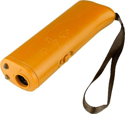 XIT Sonicpet Trainer and Repeller Orange - XIT Pet Bags