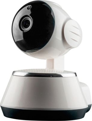 XIT 355 Degree Motion Camera White/Black - XIT Smart Home Automation