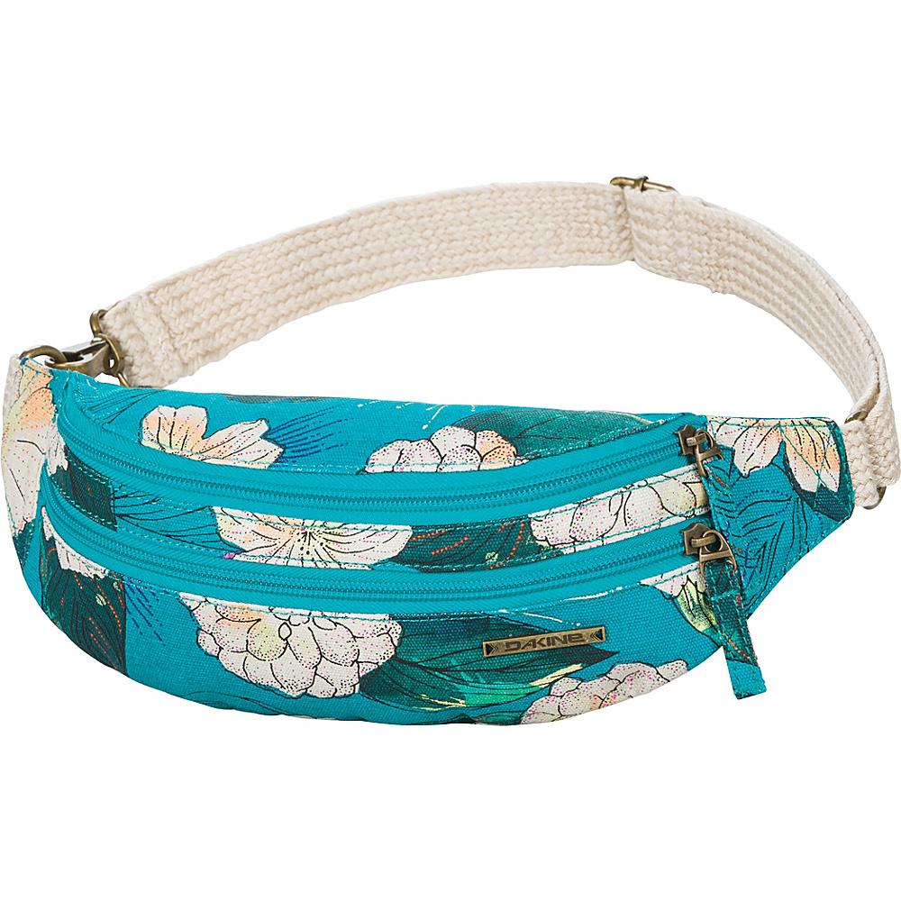 DAKINE Gigi Hip Pack Pualani Blue Canvas - DAKINE Waist Packs - Backpacks, Waist Packs