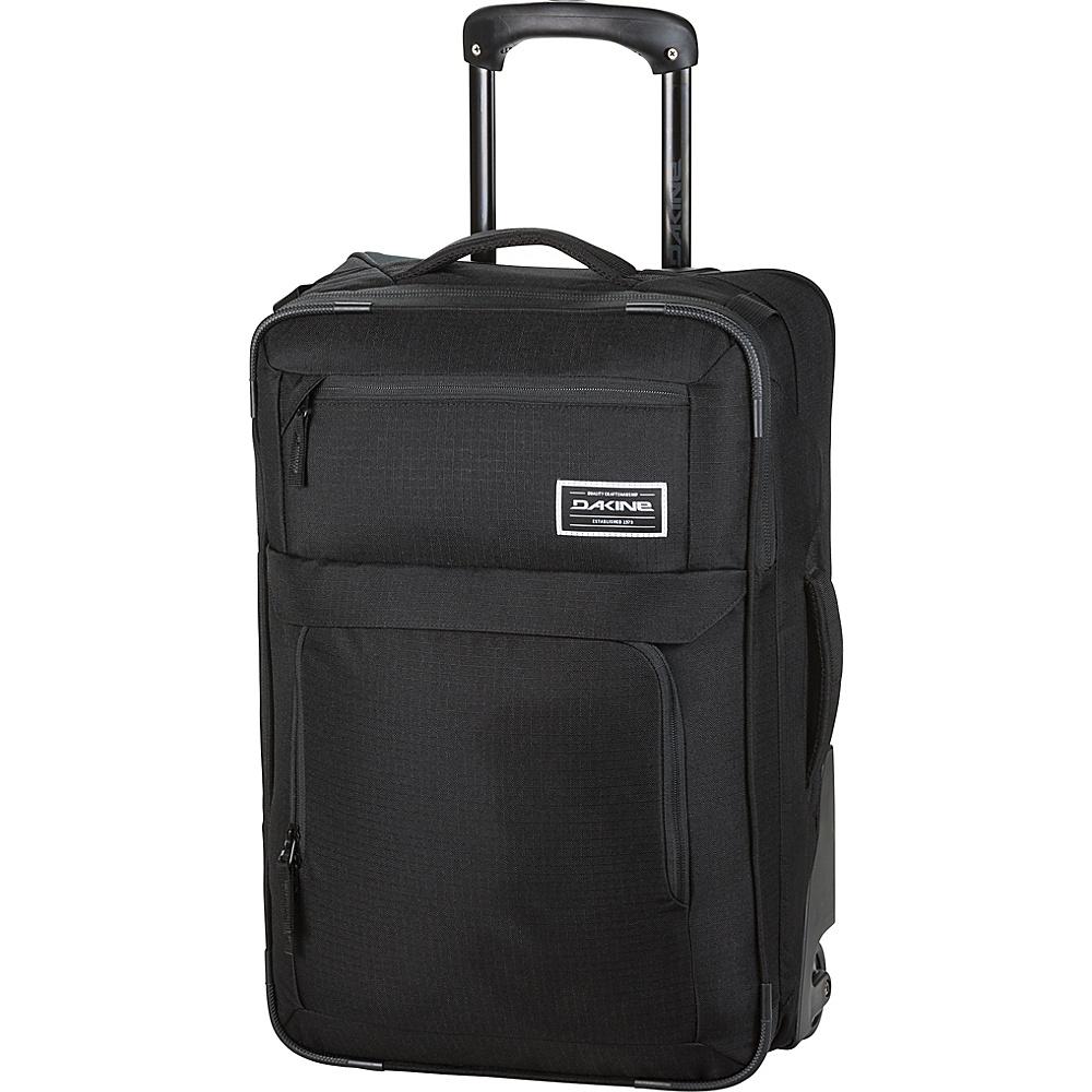 DAKINE Carry On Roller 40L Black - DAKINE Small Rolling Luggage - Luggage, Small Rolling Luggage