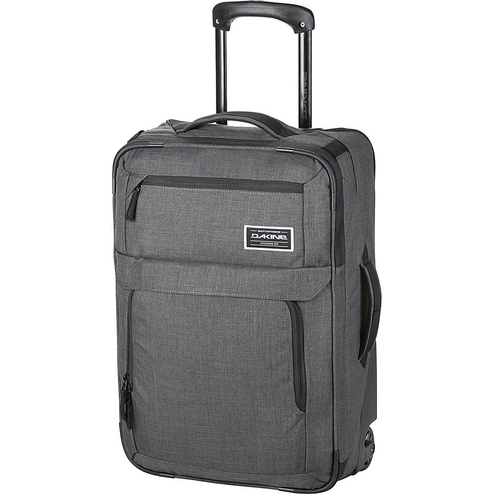 DAKINE Carry On Roller 40L Carbon - DAKINE Small Rolling Luggage - Luggage, Small Rolling Luggage