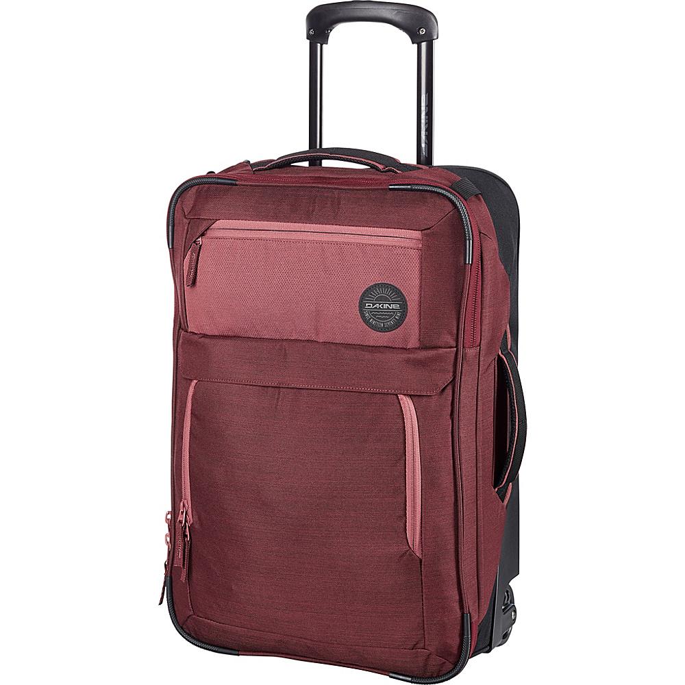 DAKINE Carry On Roller 40L Burtn Rose - DAKINE Softside Carry-On - Luggage, Softside Carry-On