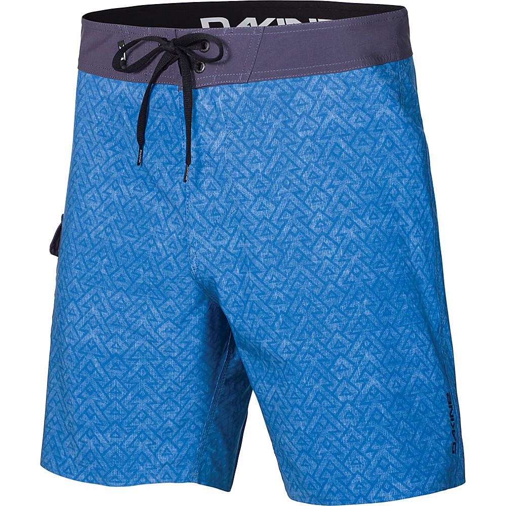 DAKINE Mens Broadhead Boardshort 32 - Tabor Blue - DAKINE Mens Apparel - Apparel & Footwear, Men's Apparel
