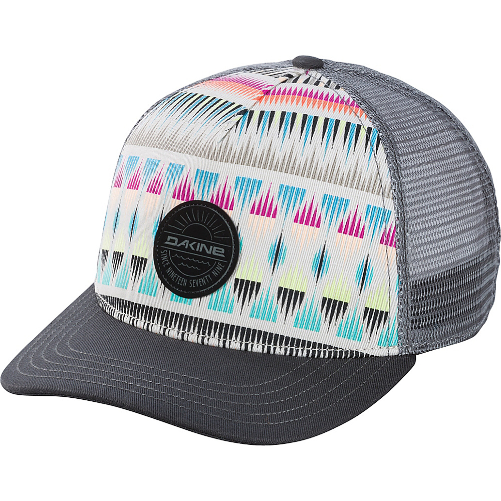 DAKINE Zanzibar Trucker Hat One Size - Zanzibar - DAKINE Hats - Fashion Accessories, Hats