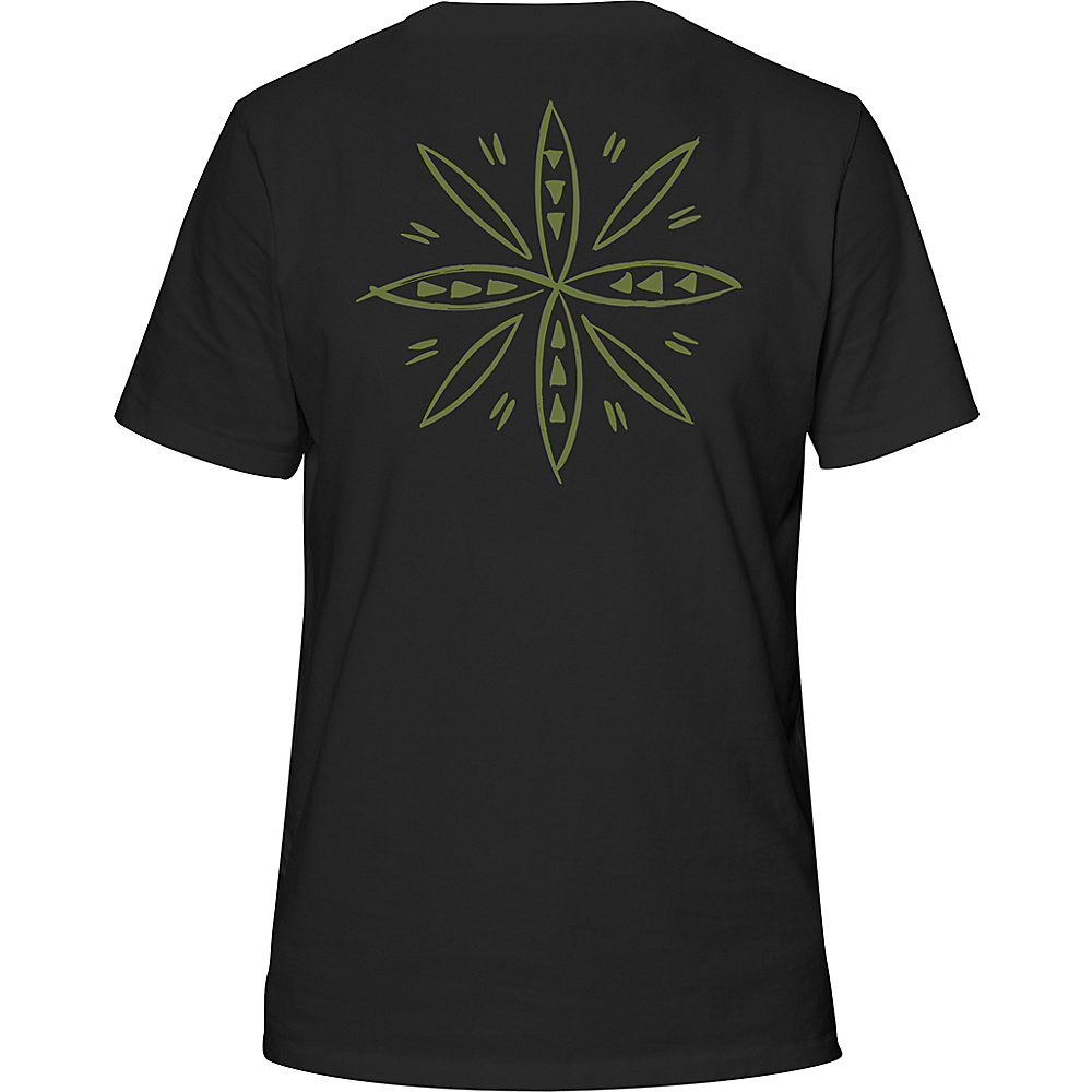 DAKINE Mens Plate Lunch Logo T-Shirt XXL - Black - DAKINE Mens Apparel - Apparel & Footwear, Men's Apparel
