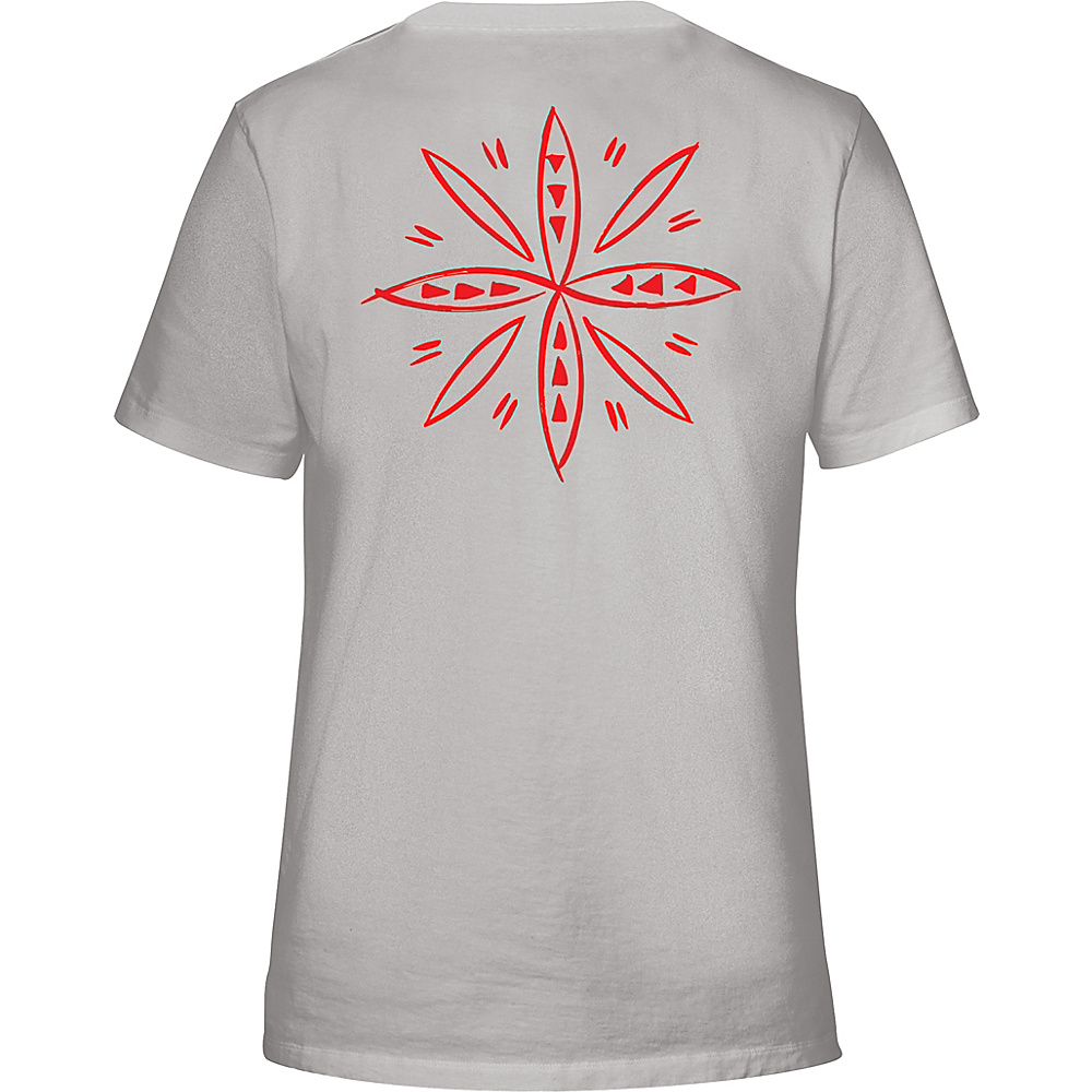 DAKINE Mens Plate Lunch Logo T-Shirt XXL - Silver Grey - DAKINE Mens Apparel - Apparel & Footwear, Men's Apparel