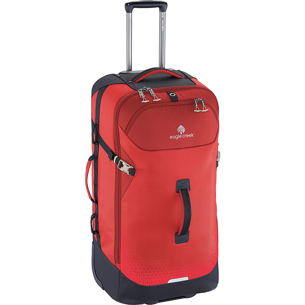 Eagle Creek Expanse Flatbed 32 Volcano Red - Eagle Creek Softside Checked - Luggage, Softside Checked